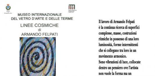 Armando Felpati – Linee Cosmiche