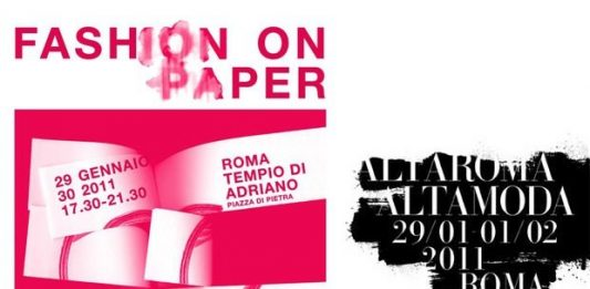 Fashion on Paper 2011