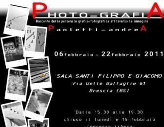 Andrea Paoletti – Photo-grafiA