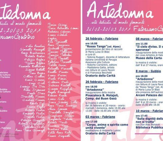ArteDonna: arte dedicata al mondo Femminile