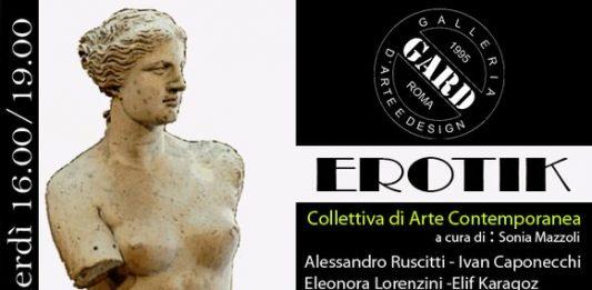 Erotik – Arte & Sensualità