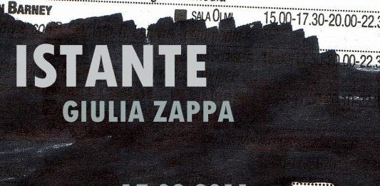Giulia Zappa – Istante