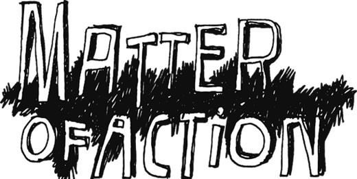 Intermedia #3. Matter of Action – Igor Muroni