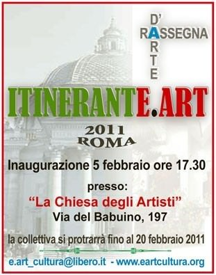Itinerante.Art – Roma 2011