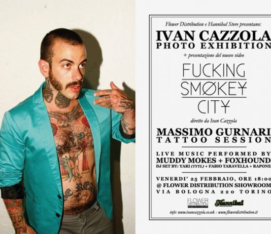 Ivan Cazzola – Fucking Smokey City