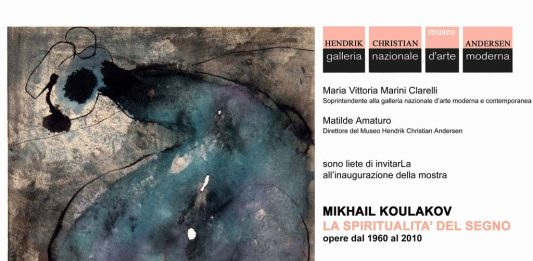 Mikhail Koulakov – La spiritualità del segno. Opere dal 1960 al 2010