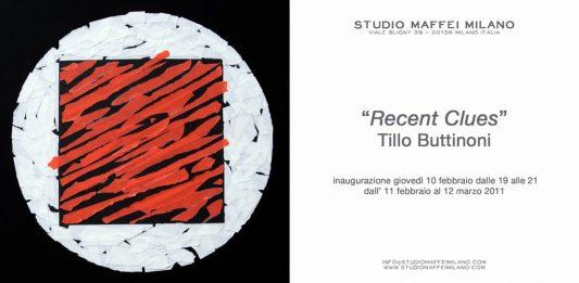 Tillo Buttinoni – Recent Clues