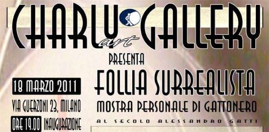 Alessandro Gatti Gattonero – Follia surrealista
