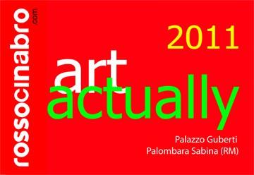 Art Actually 2011 #1