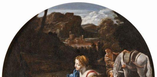 Carracci Guercino e Van Dyck alla Dorotheum di Roma
