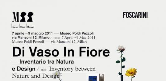 Di Vaso In Fiore. Inventario tra natura e design