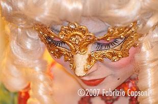Fabrizio Capsoni – Miss Carnival e le Maschere Veneziane
