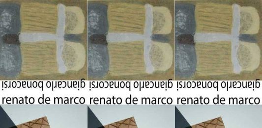 Giancarlo Bonacorsi / Renato De Marco – Questioni di forme