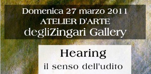 Hearing – Il senso dell'Udito