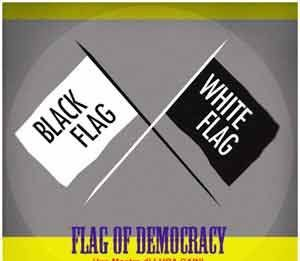 Luca Saini – Flag of Democracy