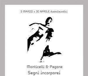 Monticelli & Pagone – Segni incorporei