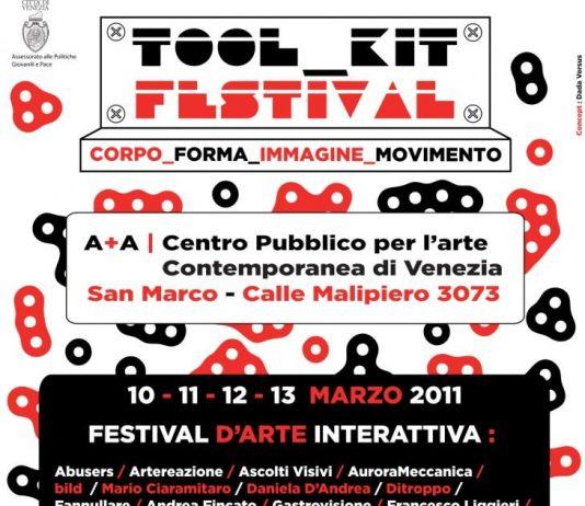Tool Kit Festival 2011 – Corpo Forma Immagine Movimento