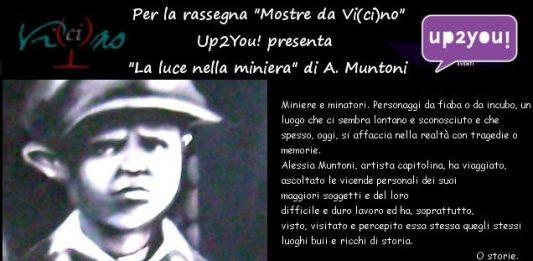 Alessia Muntoni – La luce nella miniera