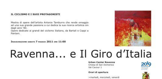 Antonio Tamburro – Ravenna… e il Giro d'Italia