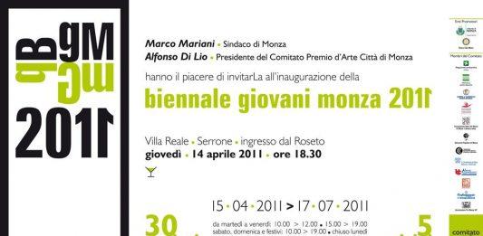 Biennale Giovani Monza 2011