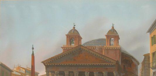 Da Roma a Napoli nell'Ottocento. Un viaggio pittorico