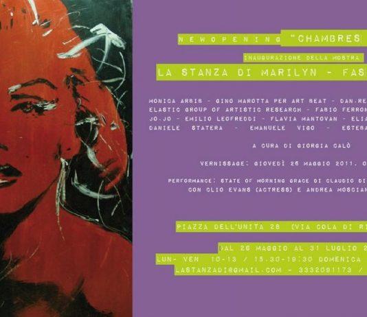 La stanza di Marilyn – Fashion & Art
