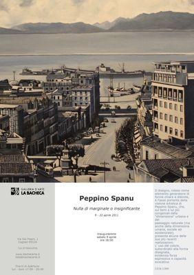 Peppino Spanu – Nulla di marginale o insignificante