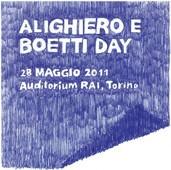 Alighiero e Boetti Day