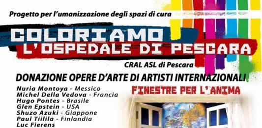 Coloriamo l'ospedale di Pescara