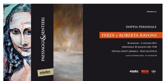 Ferdi / Roberta Ravoni – Paesaggi & sentieri