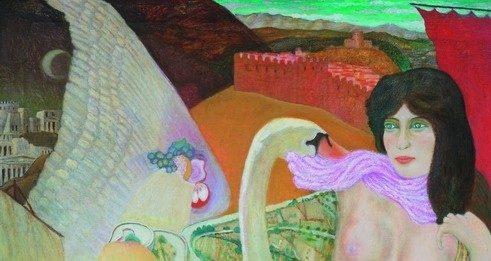 Giovanni Gallo –  L'uomo e l'arte.  Realtà e sogno