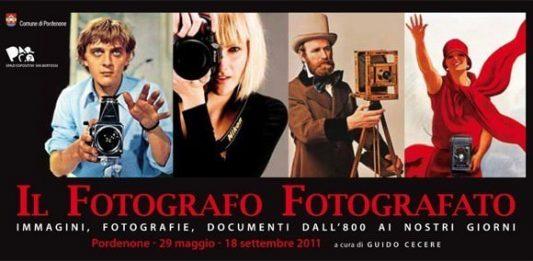 Il fotografo fotografato. Fotografie, immagini, documenti dall'Ottocento ai nostri giorni.