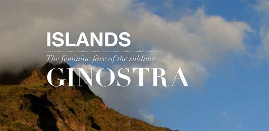 Islands. The feminine face of the sublime. Ginostra