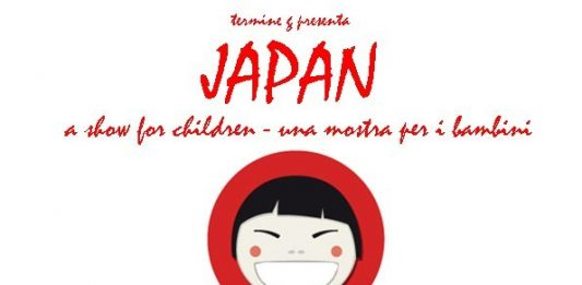 Japan. A charity show for children