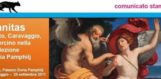Vanitas. Lotto Caravaggio Guercino nella Collezione Doria Pamphilj