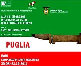 54° Esposizione Internazionale d'arte della Biennale di Venezia. Padiglione Italia: Puglia