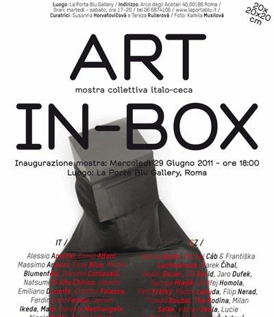 Art in Box