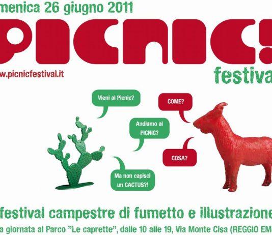 PICNIC! FESTIVAL (QUARTA EDIZIONE)