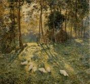 Artisti Europei a Roma nel 1911