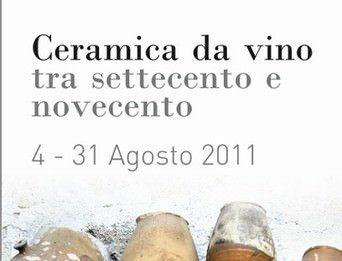 Ceramica da vino tra Settecento e Novecento