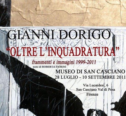 Gianni Dorigo – Oltre l'inquadratura