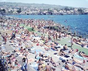 L'Italia va in vacanza. Fotografie dalle collezioni del MAXXI Architettura