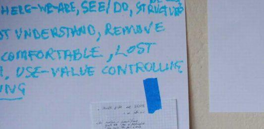manUfatto in sitU 5 laboratorio nel paesaggio Cancelli