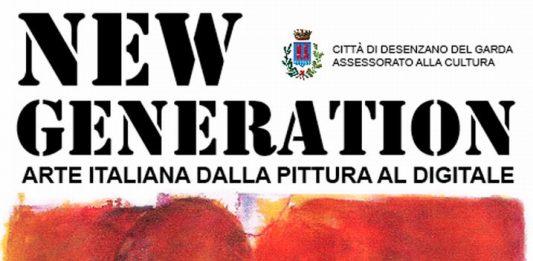 New Generation: arte italiana dalla pittura al digitale