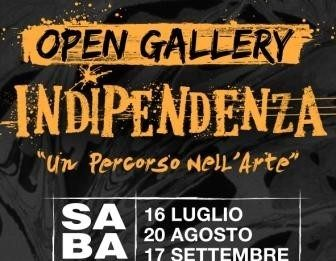 Open Gallery Indipendenza