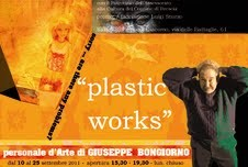 Giuseppe Bongiorno – Plastic works. sorry…are there any problems?