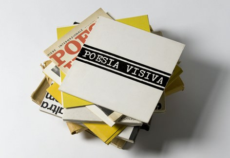 ControCorrente. Riviste, dischi e libri d'artista delle case editrici della poesia visiva italiana