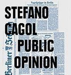 Stefano Cagol –  Public  opinion