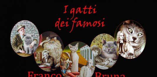 Franco Bruna – I gatti dei Famosi