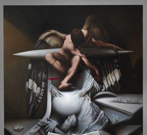 Moreno Bondi – La luce e l'ombra di Caravaggio nel contemporaneo